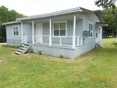 West Tawakoni TX Single Family Home For Sale: $64,500