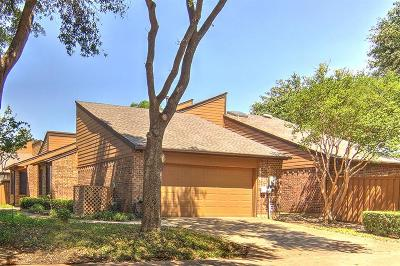 Farmers Branch Single Family Home Active Contingent: 3310 Scarlet Oak Court