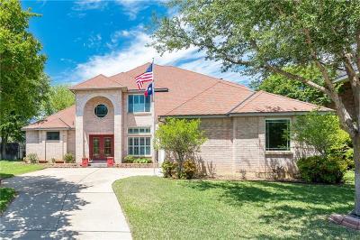Arlington Single Family Home For Sale: 4302 Enchanted Oaks Drive