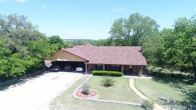 Stephenville Single Family Home For Sale: 4729 Fm 205