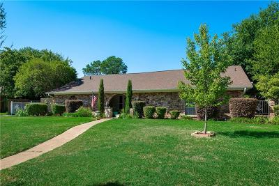 Lewisville Single Family Home For Sale: 406 Frankie Lane
