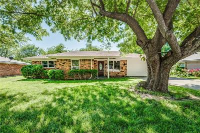 Midlothian Single Family Home For Sale: 1509 Yucca Street