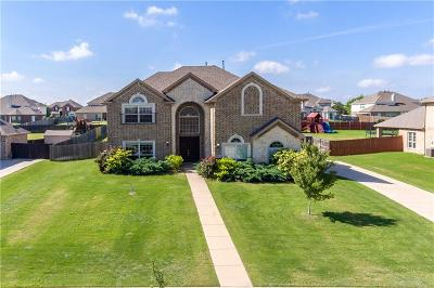 Fort Worth Single Family Home Active Contingent: 1549 Fence Post Drive