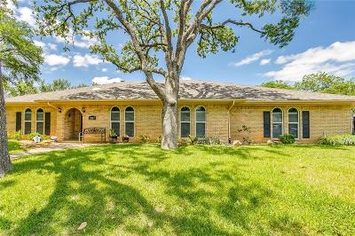 Pantego Single Family Home Active Kick Out: 2817 Country Club Road