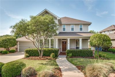 McKinney Single Family Home For Sale: 1117 Constitution Drive