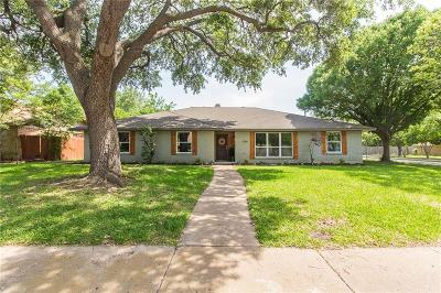 Single Family Home Active Option Contract: 3108 Chapel Downs Drive