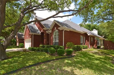 Addison Single Family Home For Sale: 3841 Waterford Drive