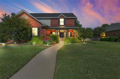 Kennedale Single Family Home Active Option Contract: 626 Briar Court