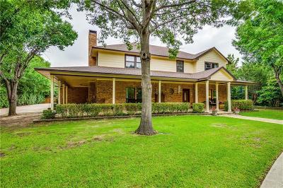 Double Oak Single Family Home For Sale: 115 La Vista Lane