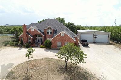 Abilene Farm & Ranch For Sale: 2800 E Lake Road