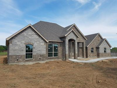Brock Single Family Home For Sale: 127 Hackberry Pointe Drive