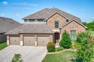 Fort Worth Single Family Home Active Option Contract: 9505 Sinclair Street