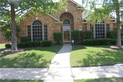 Allen Single Family Home For Sale: 1521 Brook Ridge Avenue