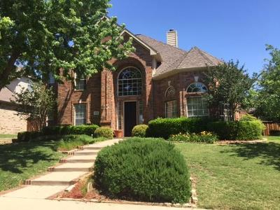 Plano Single Family Home For Sale: 3425 Black Canyon Drive