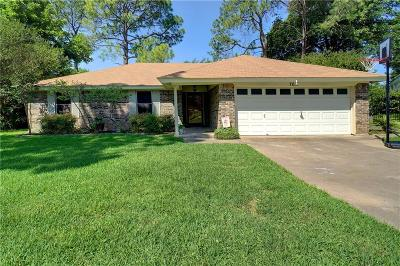 North Richland Hills Single Family Home Active Option Contract: 7017 Stoneridge Drive