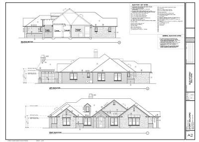 Argyle Single Family Home For Sale: 6741 Belle Cote Circle