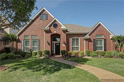 Allen Single Family Home Active Contingent: 1421 Salado Drive