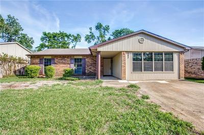Allen Single Family Home For Sale: 143 W Way Drive