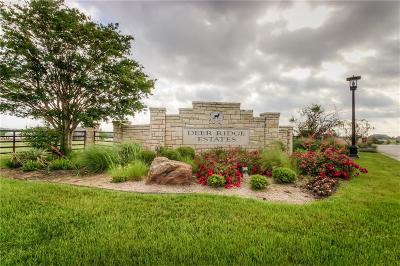 Azle Residential Lots & Land For Sale: Lot 18 Fawna Drive