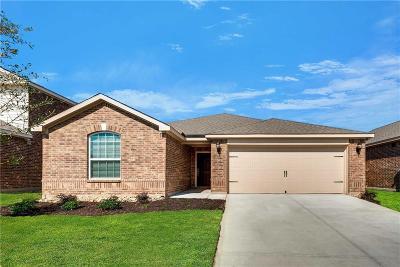 Johnson County Single Family Home For Sale: 109 Alamo Way