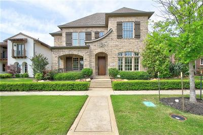 Frisco Single Family Home Active Contingent: 3472 Greenbrier Drive