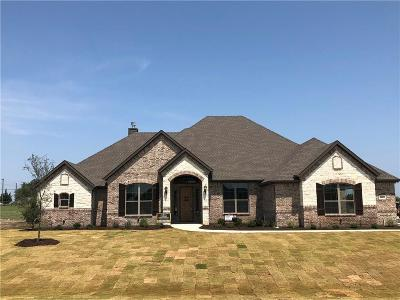 Waxahachie Single Family Home For Sale: 3821 Newly Way
