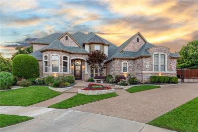 Colleyville Single Family Home For Sale: 1104 Riverwalk Court