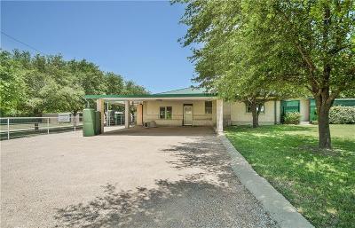 Joshua Single Family Home For Sale: 213 Conveyor Drive