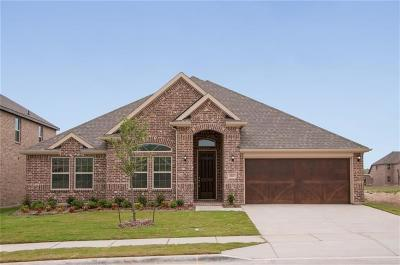 Aledo Single Family Home For Sale: 15117 Roderick