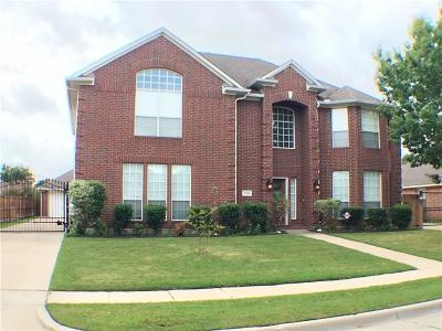 Keller Residential Lease For Lease: 1706 Meridian Court