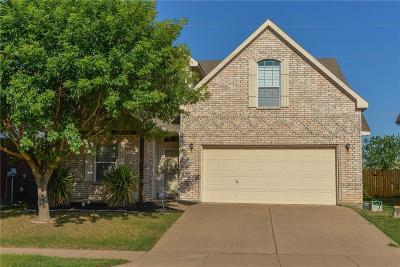 Waxahachie Single Family Home For Sale: 1665 Wildflower Drive
