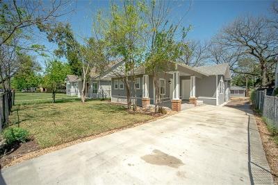 Dallas Multi Family Home For Sale: 606 Hollywood Avenue