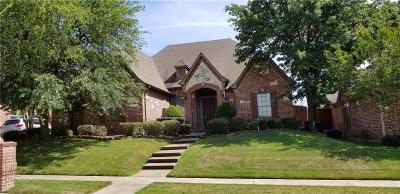 North Richland Hills Residential Lease For Lease: 7912 Shady Oaks Drive