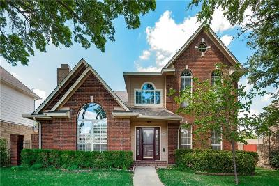 Irving Single Family Home Active Option Contract: 305 Pecos Trail