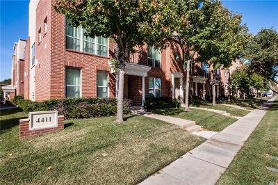 Dallas Condo Active Option Contract: 4411 McKinney Avenue #4