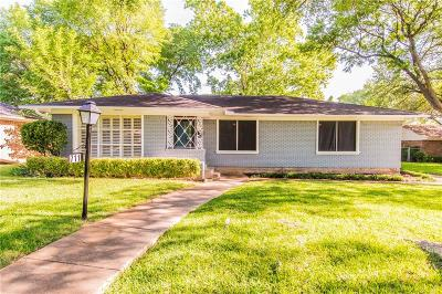 Dallas Single Family Home For Sale: 711 Tarryall Drive