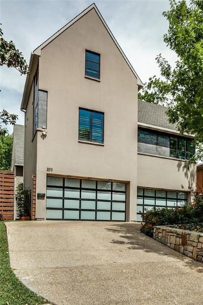 Dallas Half Duplex For Sale: 3616 N Fitzhugh Avenue