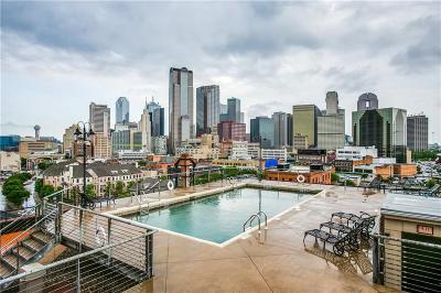 Dallas Condo For Sale: 2220 Canton Street #103
