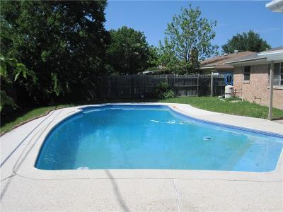 North Richland Hills Single Family Home For Sale: 7583 Terry Drive