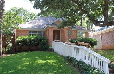 Euless Single Family Home Active Option Contract: 422 E Ash Lane