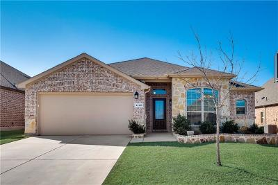 Celina Single Family Home For Sale: 1449 Caruth Lane