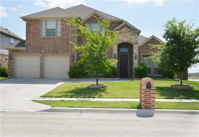 Fort Worth Single Family Home For Sale: 11500 Compton Trail
