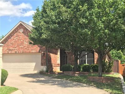 Euless Single Family Home Active Option Contract: 101 Park Haven Boulevard