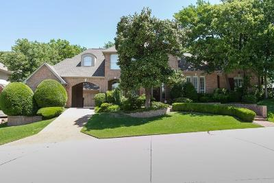 Highland Village Single Family Home For Sale: 2865 Woodhollow Drive