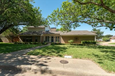 Rockwall Single Family Home For Sale: 1325 Shores Circle