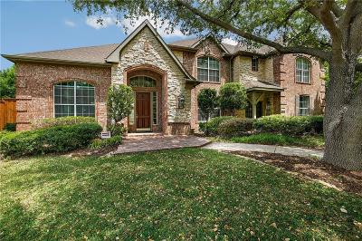 Plano Single Family Home Active Option Contract: 8413 Greystone Court