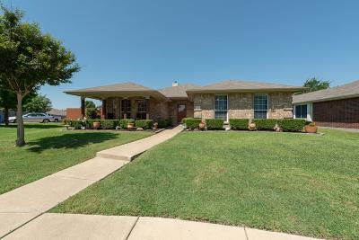 Dallas County Single Family Home For Sale: 7313 Compass Point Drive
