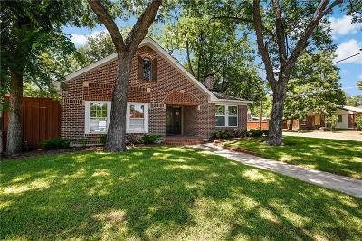 Dallas Single Family Home For Sale: 901 S Montreal Avenue