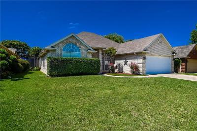 Saginaw Single Family Home Active Option Contract: 1128 Westgrove Drive