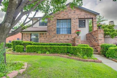 Mesquite Single Family Home For Sale: 316 Clear Springs Drive